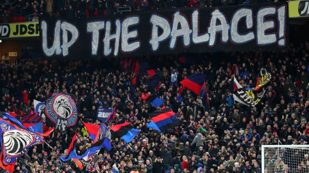 Crystal Palace fans are the lifeblood of English football | British GQ
