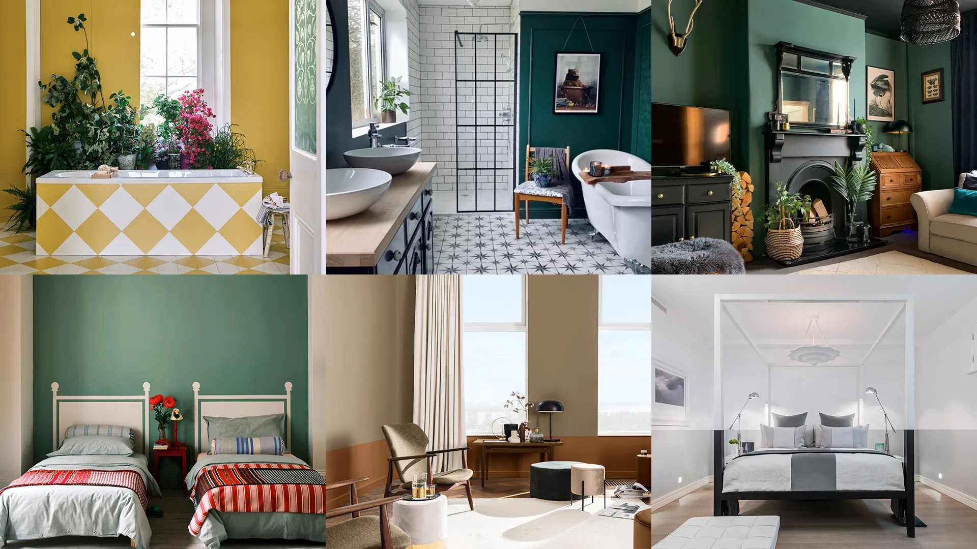 Here we unlock eight kids' bedroom ideas that show just how stylish, fun, and cozy the right shade of black paint can be. The Best Paint Colour Trends For 2021 British Gq