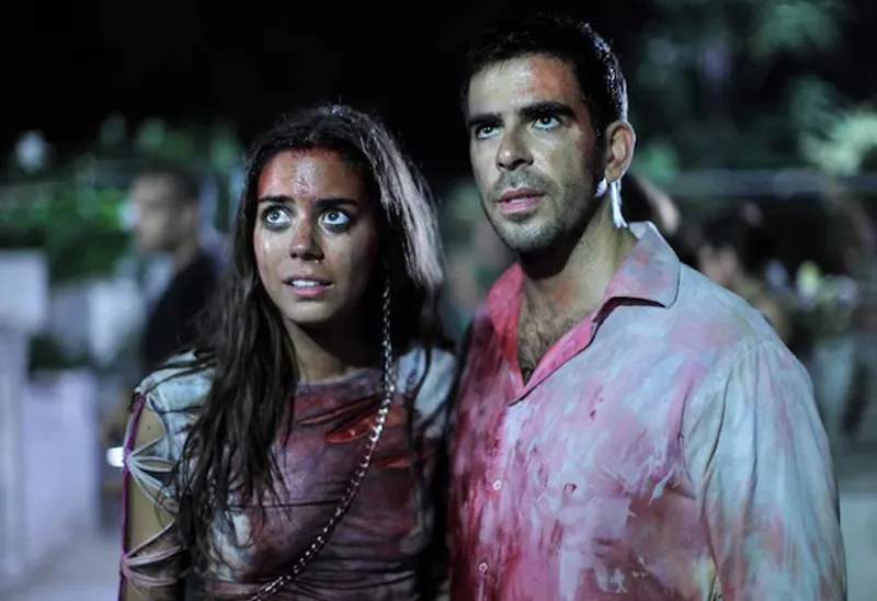 The GQ A  Eli Roth on New Disaster Horror Flick Aftershock   GQ The GQ A  Eli Roth on New Disaster Horror Flick Aftershock