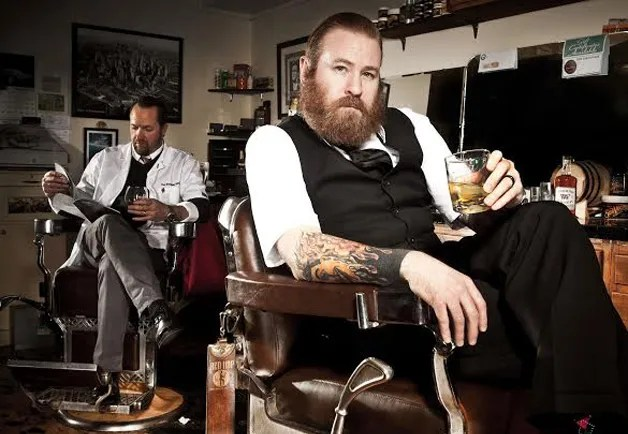 As Movember Ends Put The Bar Back Into Barbershop