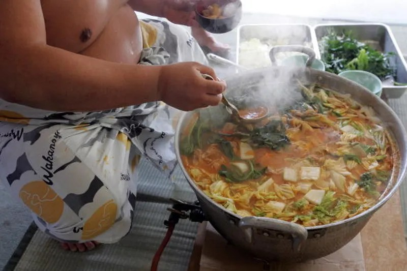 Image result for sumo wrestler eating