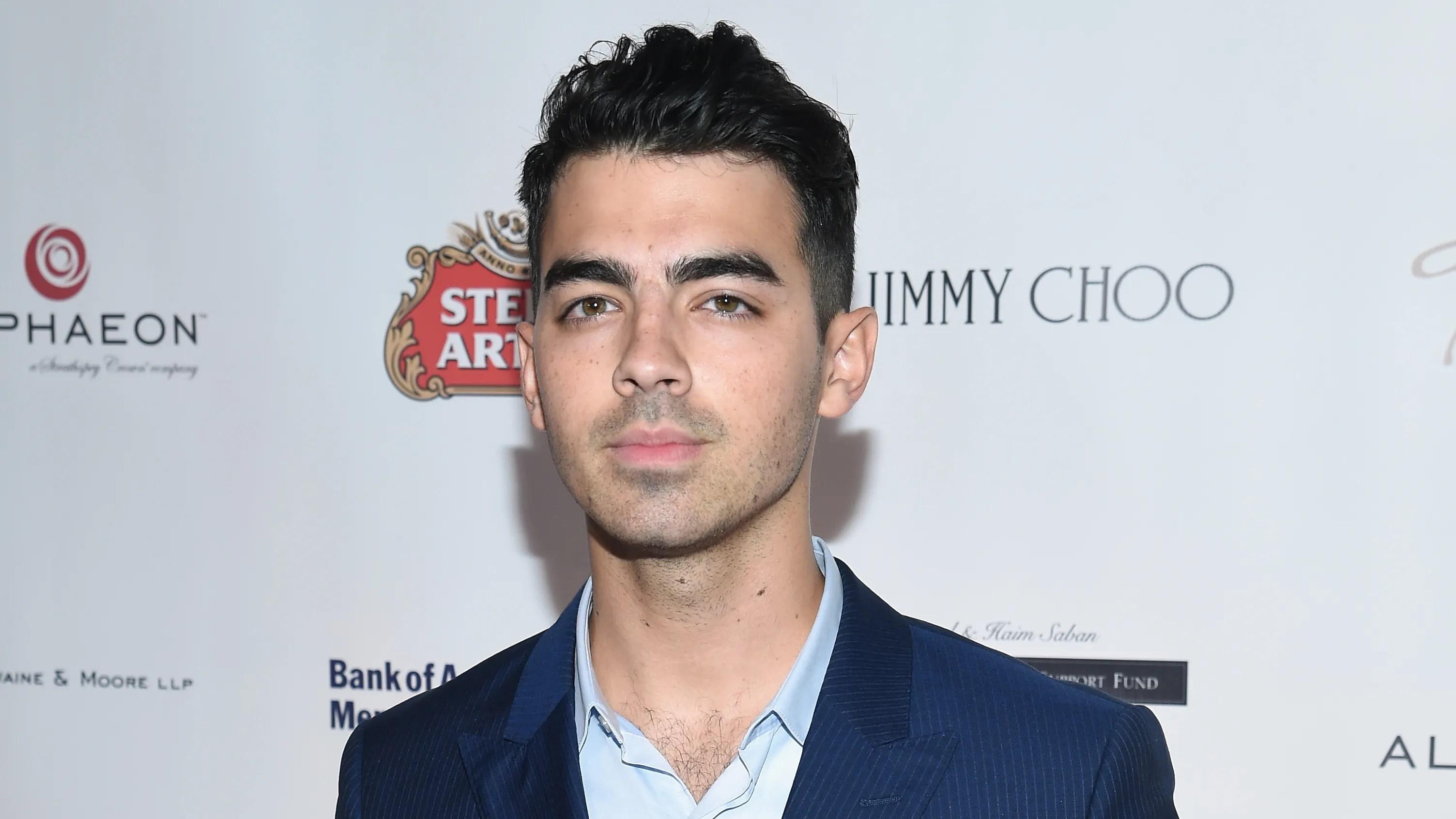Joe Jonas On The Grooming Move He Regrets Most GQ