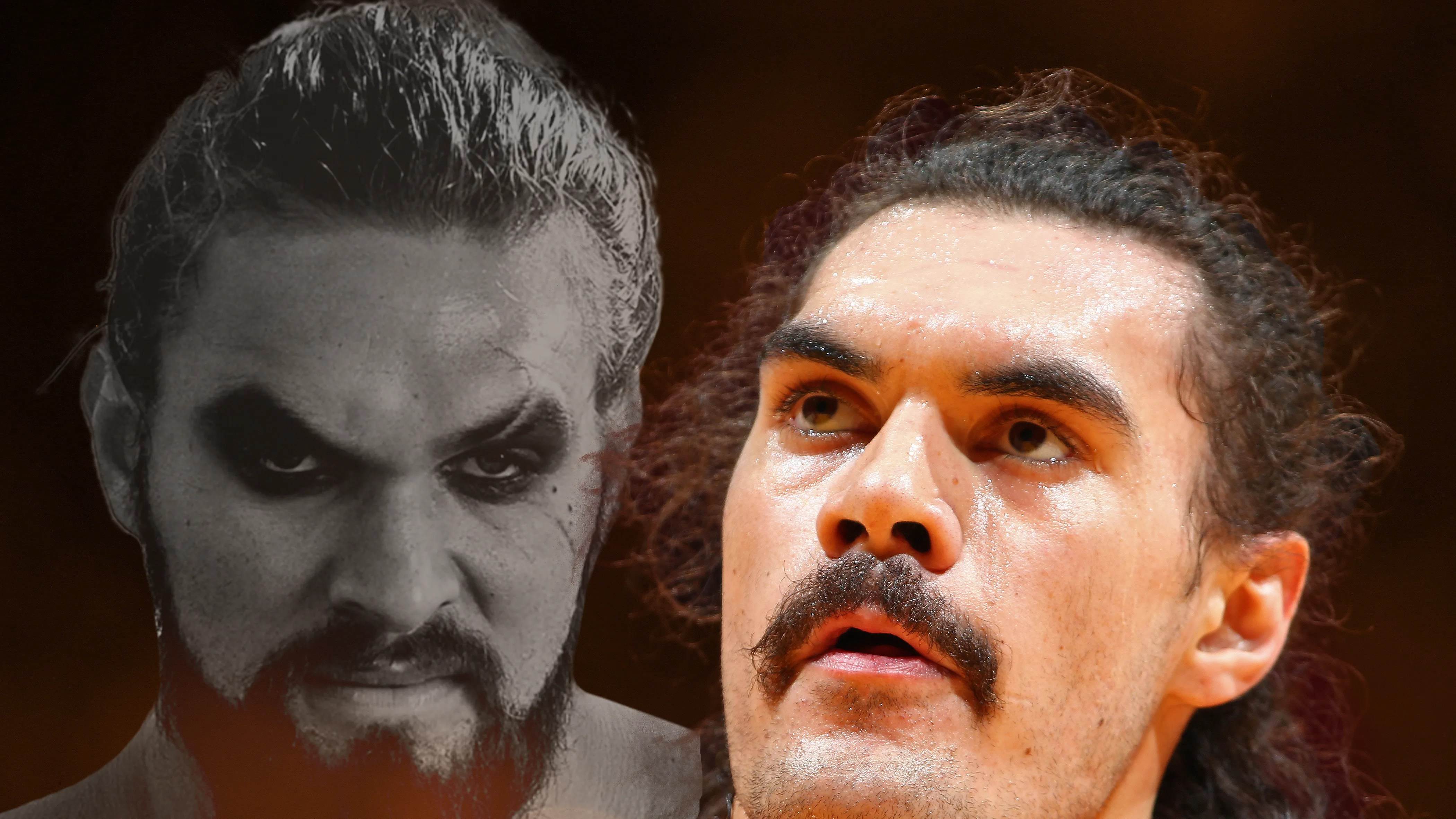 We Asked The NBAs Khal Drogo Lookalike How He Got Such
