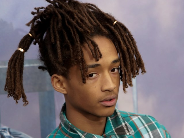 jaden smith wore $5,000 hair ties in his dreads | gq