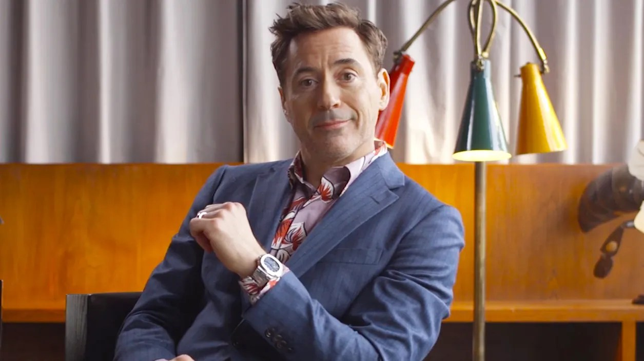 Robert Downey Jrs Watch Collection Is Strange Sordid