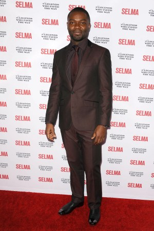 "Image result for David Oyelowo MONOCHROMATIC MOVES AT THE 2014 PREMIERE OF ""SELMA"""