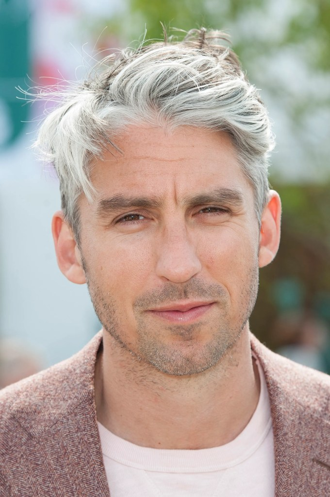 6 great haircuts for guys with grey hair photos | gq
