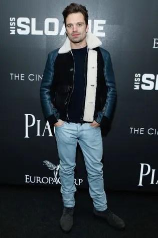 WHO: Sebastian Stan