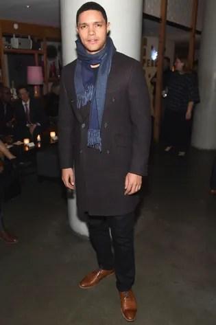 WHO: Trevor Noah