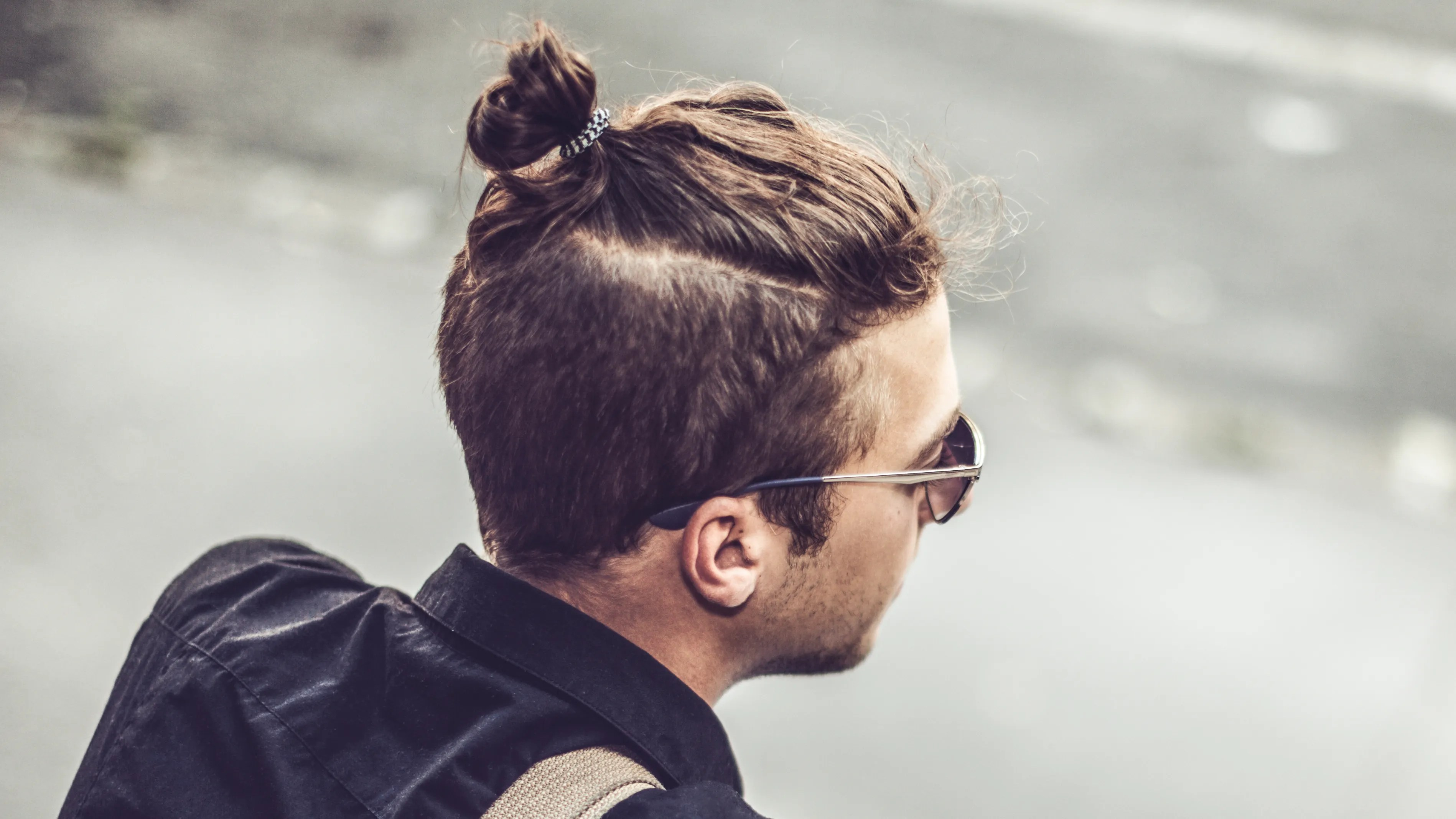 Trendy Criminals Beware Man Buns Will Get You Arrested GQ