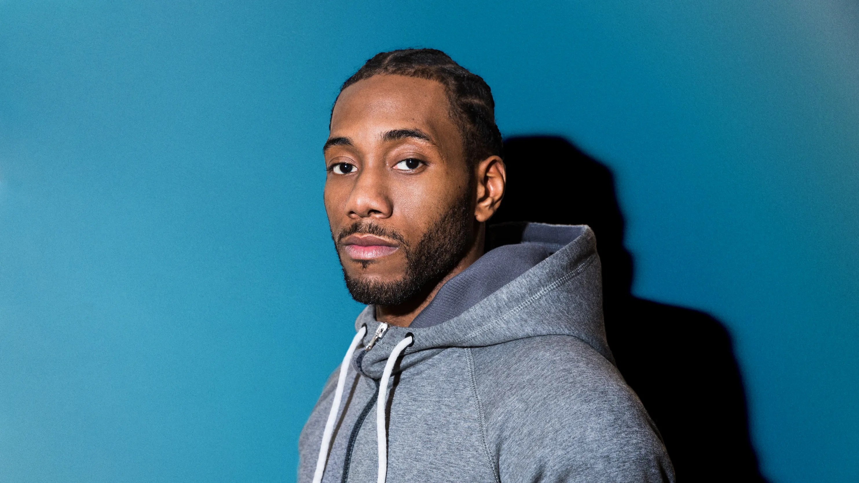 Kawhi Leonard Does Smile As Long As Hes Talking About