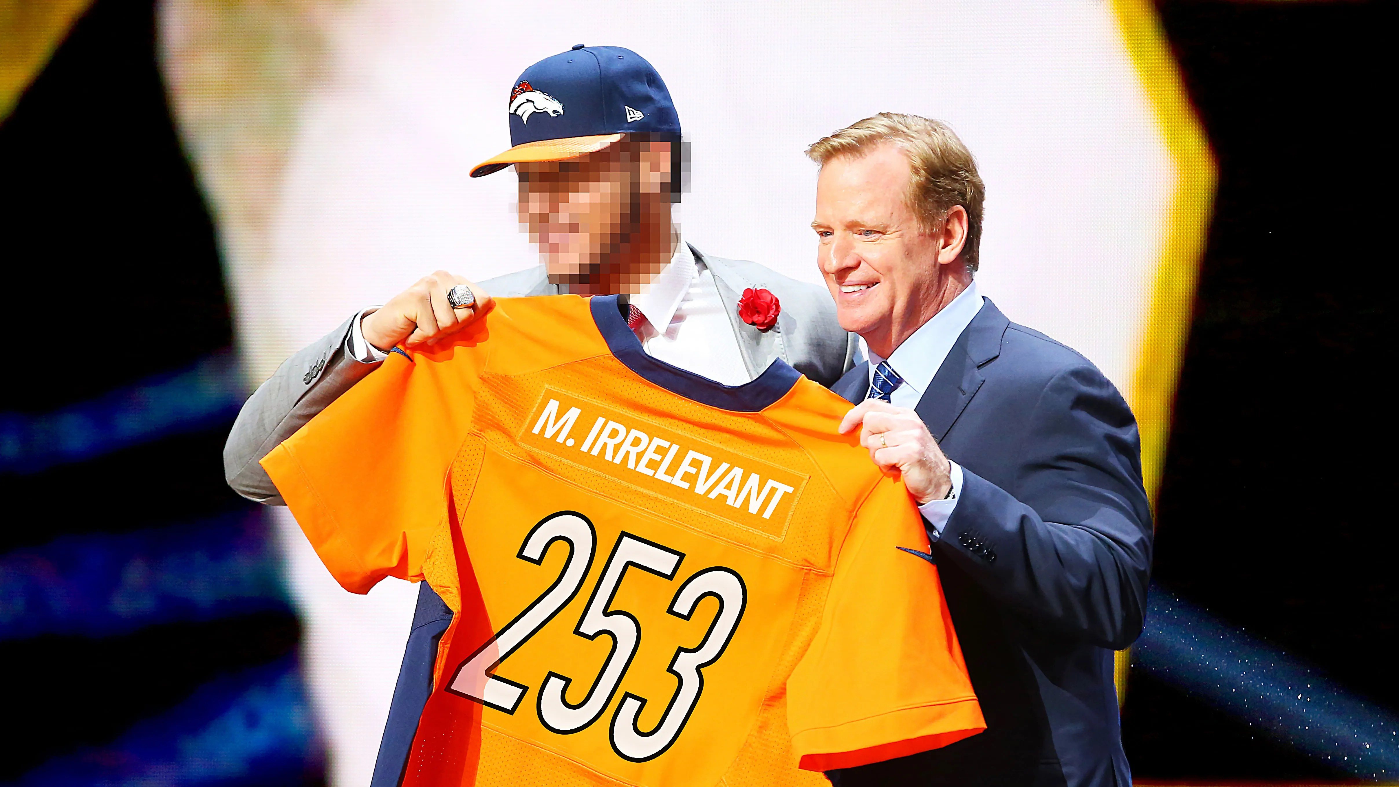 Meeting Mr Irrelevant True Stories Of Being The Nfl