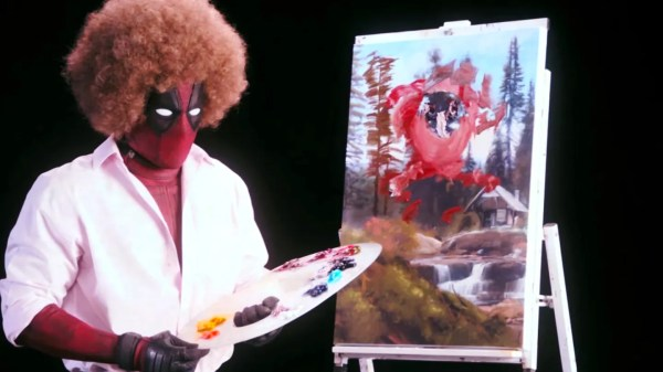 Deadpool Is Back On His Bullshit Again in This Teaser | GQ