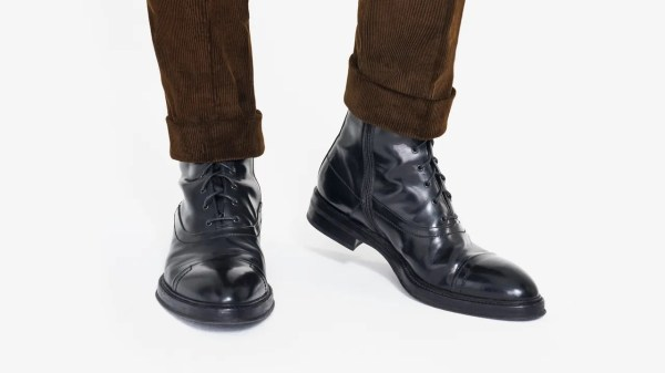 The 4 Boots You Can Wear with Every Suit | GQ