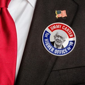 Jimmy Carter For Higher Office | GQ