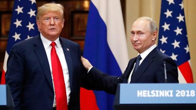 What Putin Has on Trump | GQ