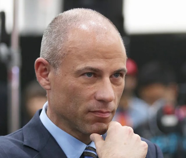Michael Avenatti Allegedly Stole 300000 By Forging Stormy Danielss Signature