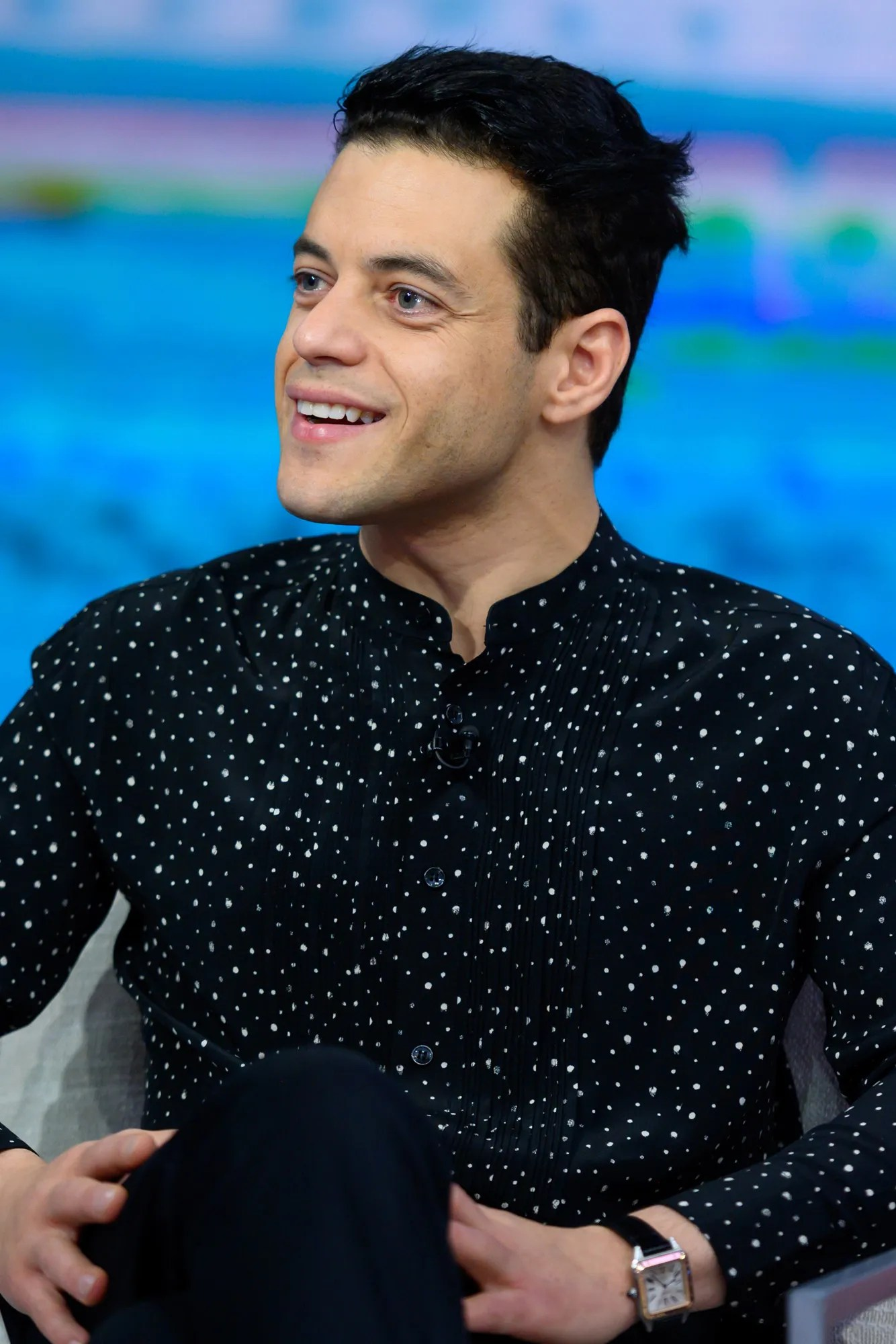 TODAY Pictured Rami Malek on Tuesday October 1 2019