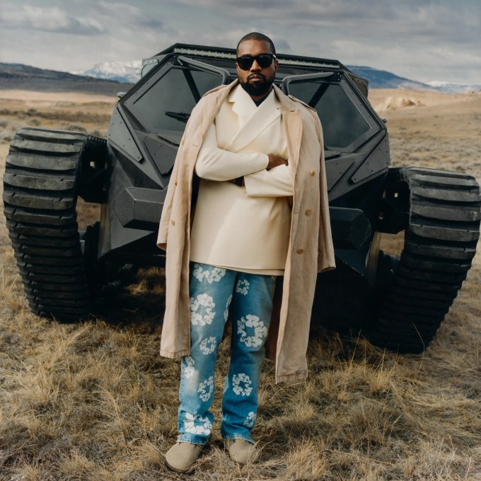 Kanye West on His Next Album, Designing Yeezy, and Kobe Bryant | GQ
