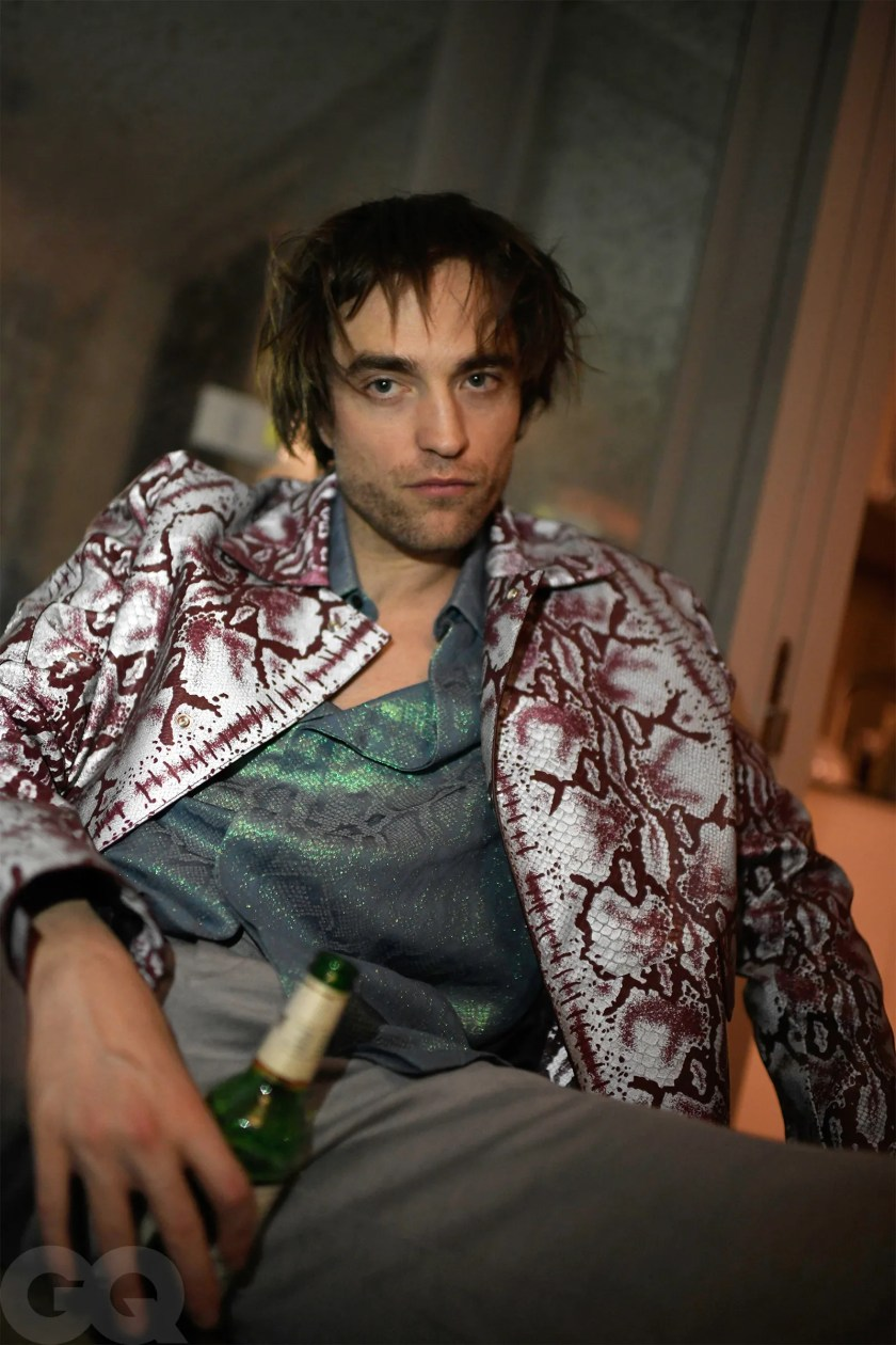 Robert Pattinson on Being Batman Tenet and Life in Isolation