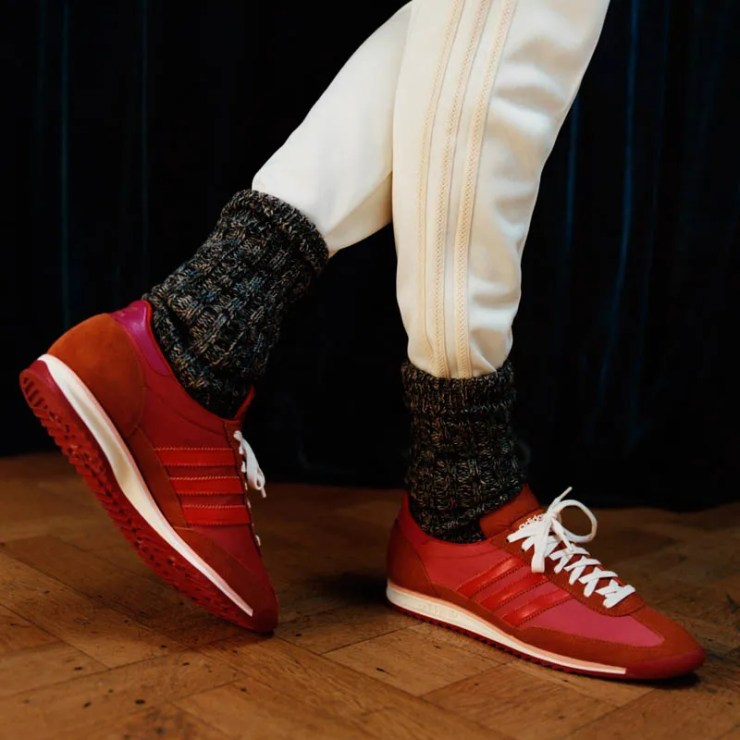We're Ready to Live in Grace Wales Bonner's Adidas Collection