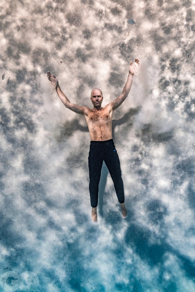 Alexey is not just freediving's greatest champion he has also become the sport's most important evangelist.