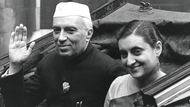 indira and nehru के लिए चित्र परिणाम