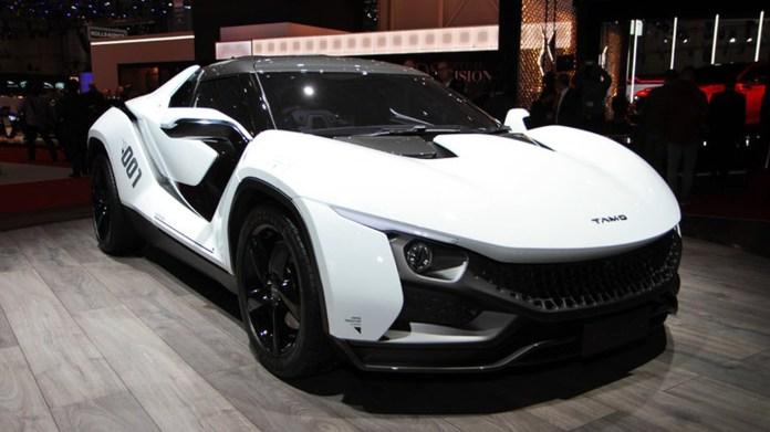tata motors reveals first ever sports car | gq india