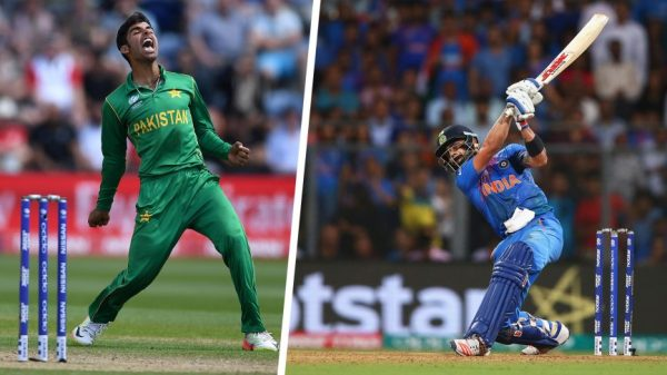 India vs Pakistan: 5 iconic moments from India-Pakistan ...