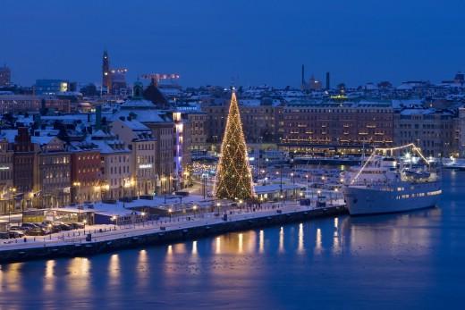 Stockholm-vinter