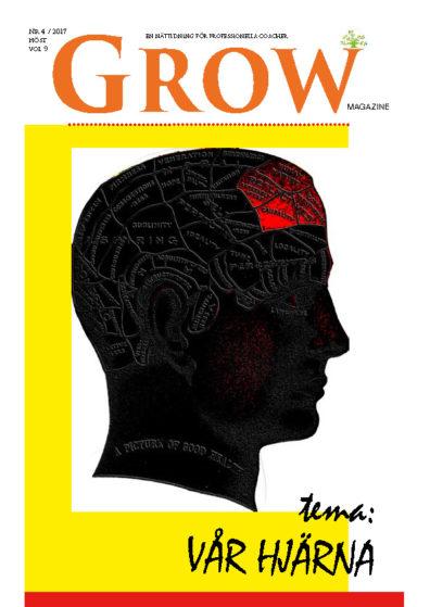 GROW magazine vol 9, Tema: Vår Hjärna