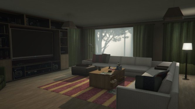 Gta Online Apartment