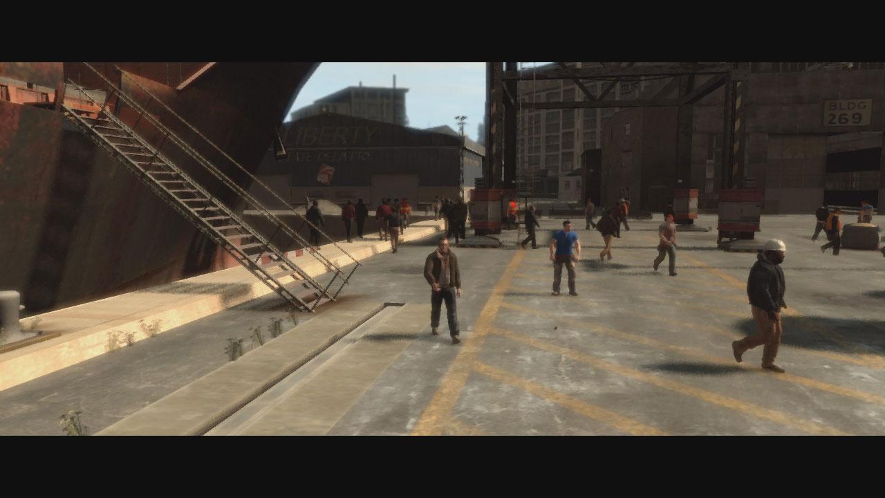 GRAND THEFT AUTO IV Screenshots Xbox 360 PS3 PC