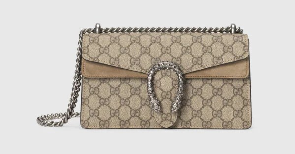 GUCCI – Dionysus GG petite taille