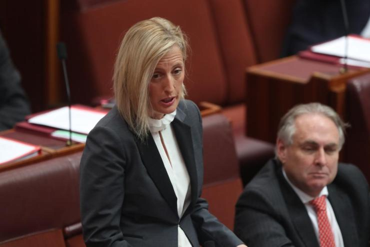Senator Katy Gallagher