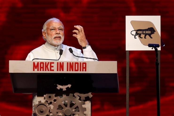 India's PM Narendra Modi will deliver the opening speech in Davos