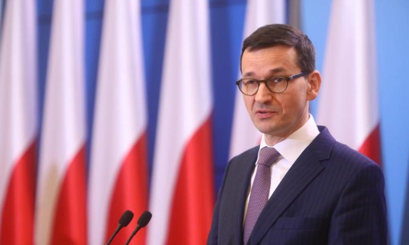 Mateusz Morawiecki, the new Polish prime minister.