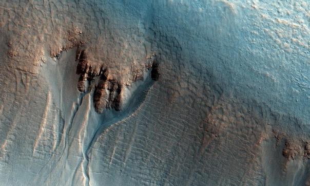 Water on Mars