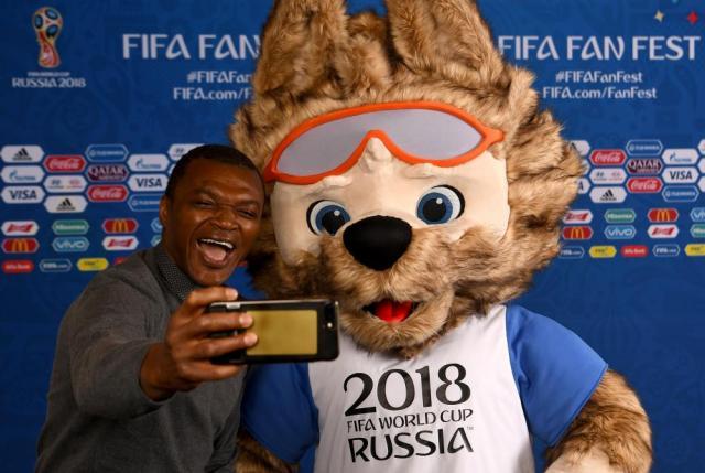 Zabivaka, the 2018 World Cup mascot