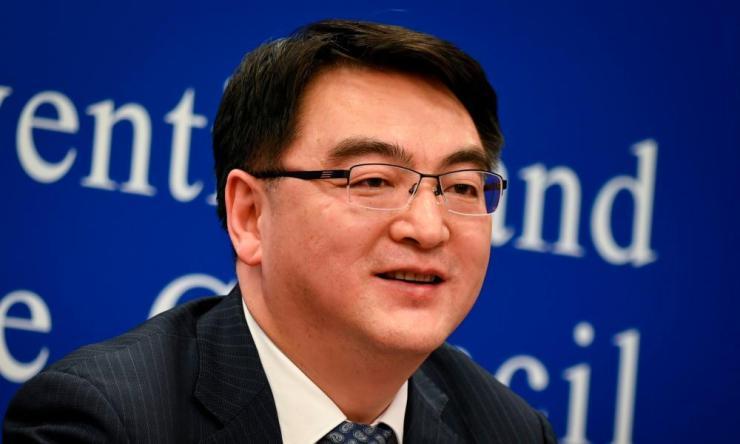 Zheng Zhongwei.