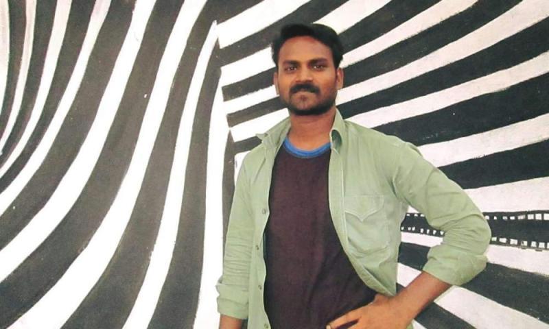 Muthu Krishnan.