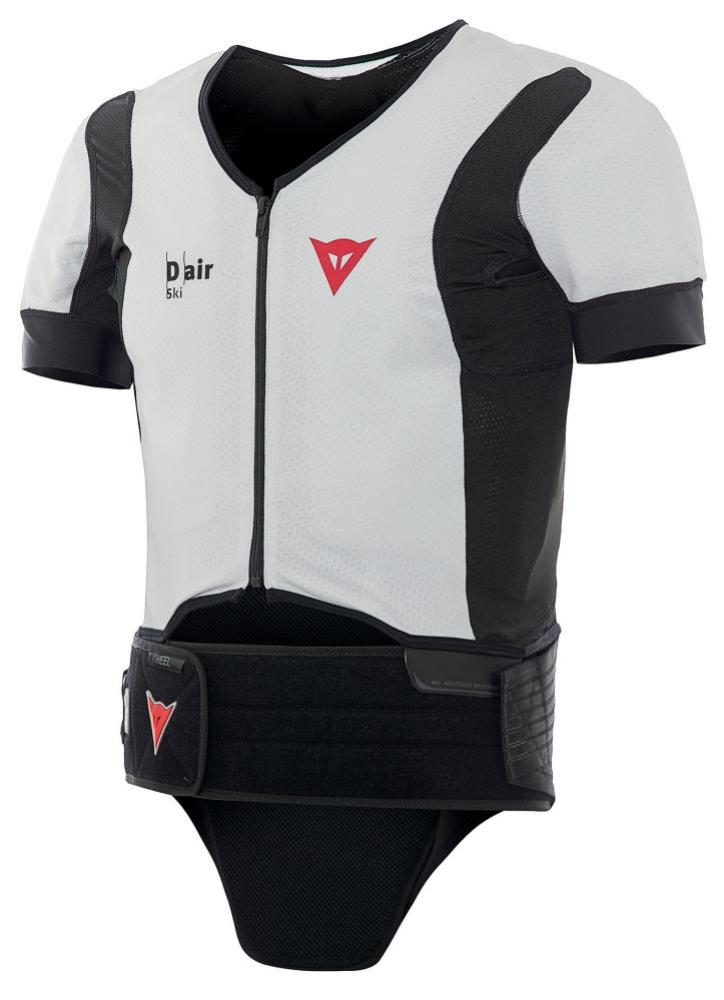 Lifesaver: The Dainese D-Air ski suit.