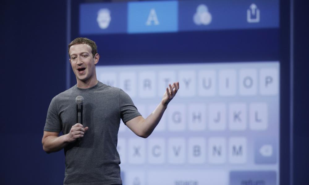 Mark Zuckerberg<br>