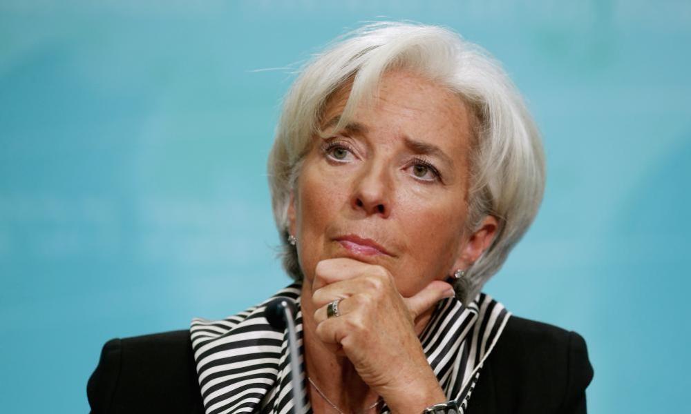 Lagarde.