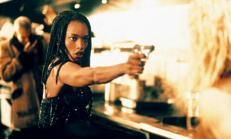 Angela Bassett in Kathryn Bigelow's Strange Days.
