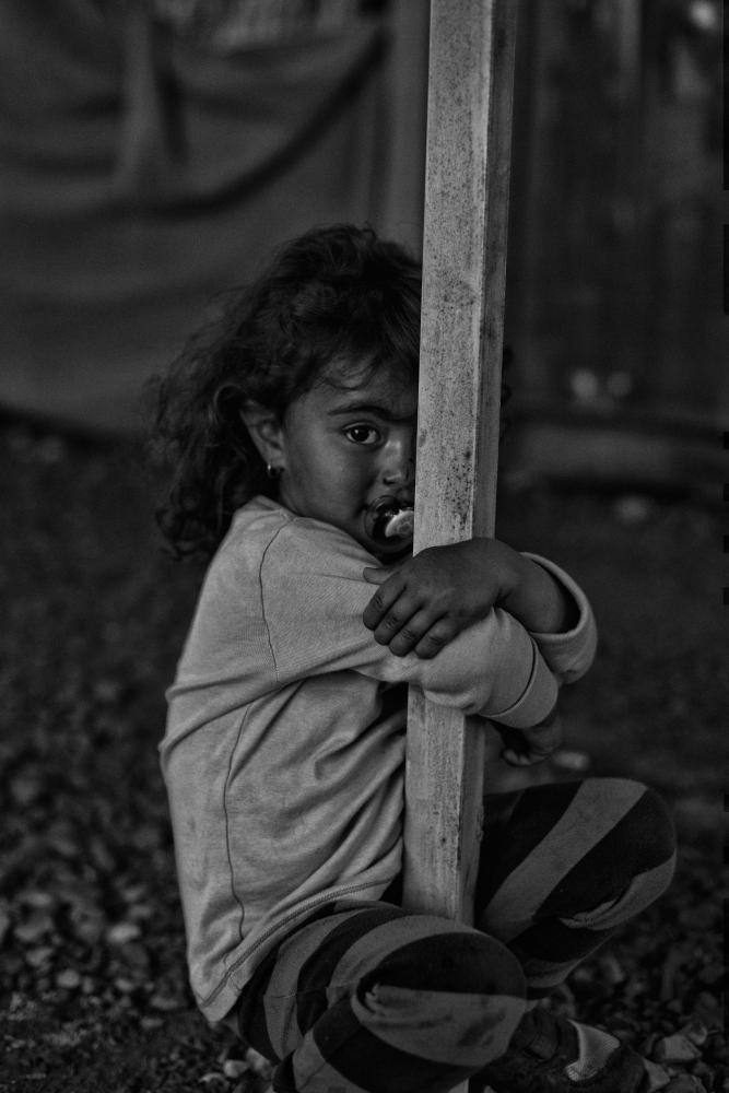 Three-year-old Maesa Omar.