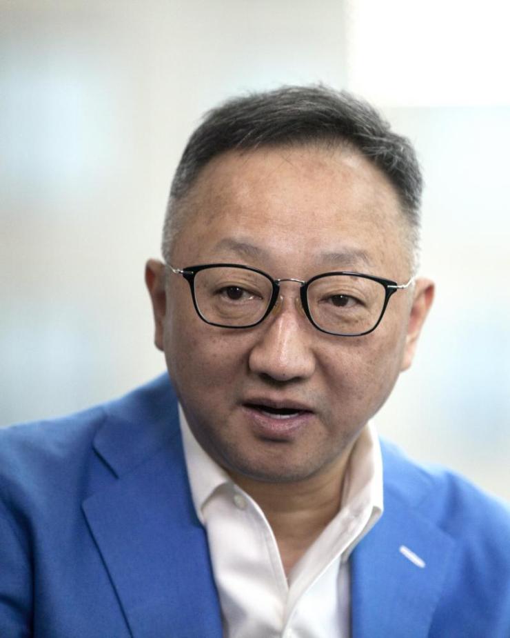 Sanpower Group chair Yuan Yafei.