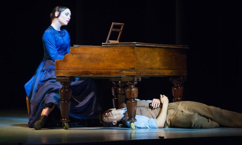 Sexy, disturbing and moving: the Royal New Zealand Ballet's adaption of Jane Campion's film The Piano.
