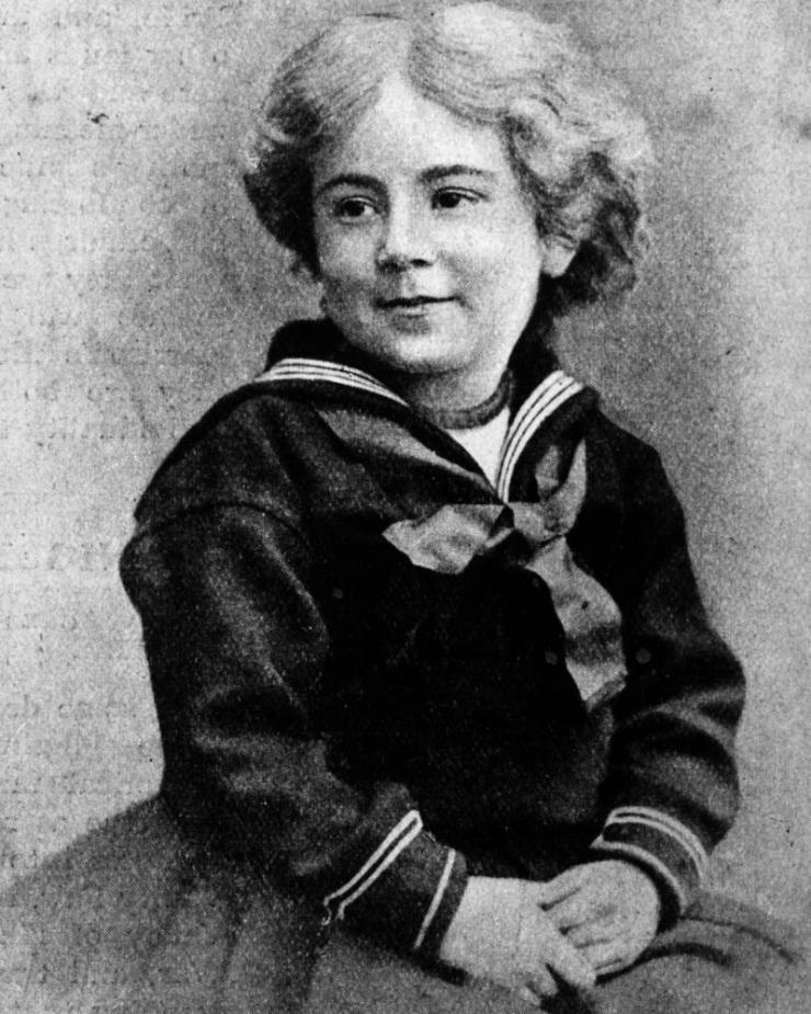 Daisy Ashford.