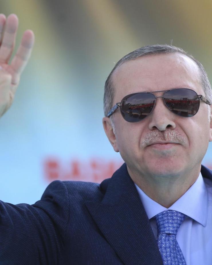Recep Tayyip Erdogăn